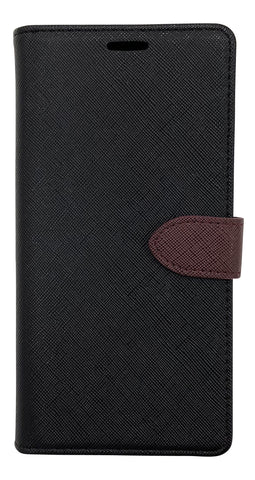 Blu Element  BE21GN9BB 2 in 1 Folio Samsung Galaxy Note9 Black/Brown