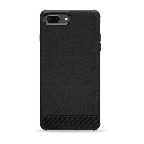 Casetify  CTF47999201610750 X Essential Woven iPhone 8+/7+ Matte Black