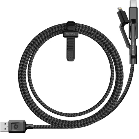 Nomad  NM0B9BA000 Ultra Rugged Universal Cable Zebra