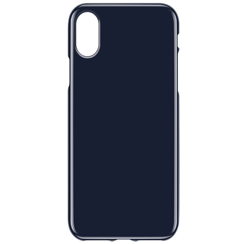 Blu Element  BCTI8NB Gel Skin iPhone XS/X Navy Blue