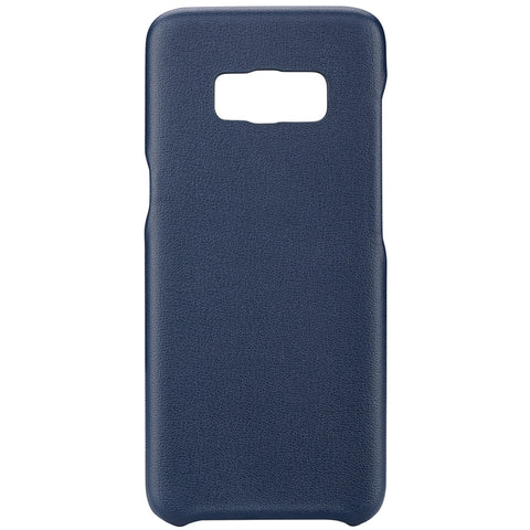 Blu Element  BBMS8NV Velvet Touch Case Galaxy S8 Navy Blue