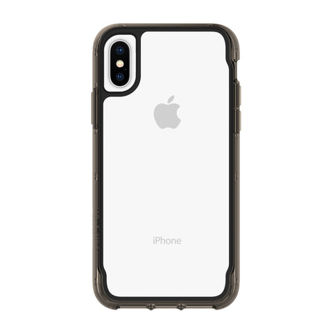 Griffin  GIP007CBK Survivor Clear iPhone XS/X Clear/Black