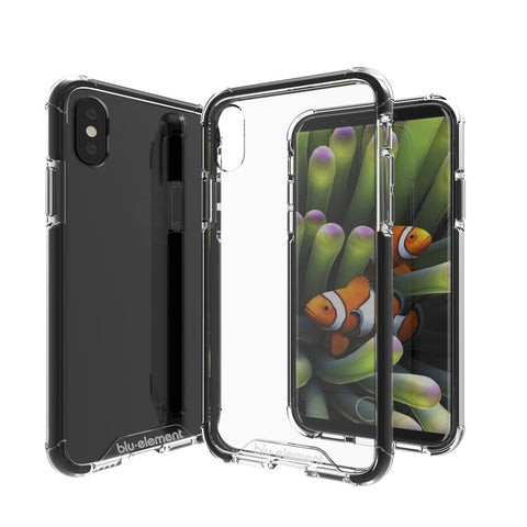 Blu Element  BEDZI58BK DropZone Rugged Case iPhone X Black