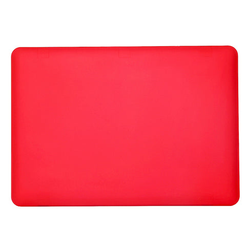 Blu Element  BEMK12R Hardshell Soft Touch MacBook 12 inch Red
