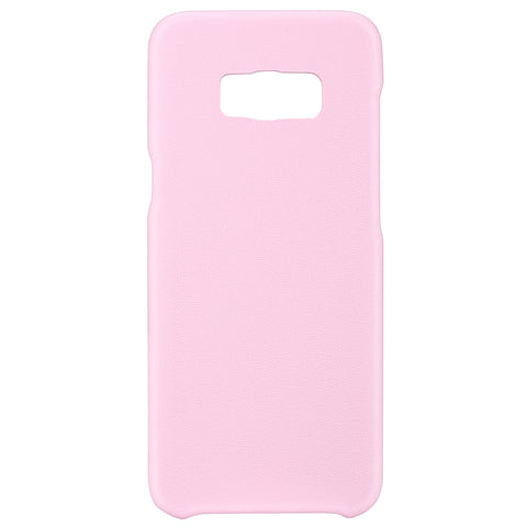 Blu Element  BBMS8PBS Velvet Touch Case Galaxy S8+ Plus Pink