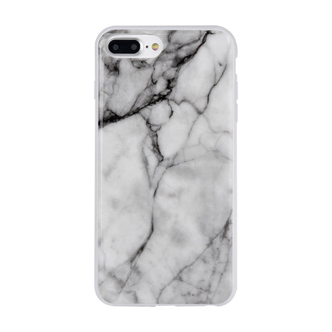 Blu Element  MWMI7P Mist iPhone 8+/7+/6S+/6+ White Marble