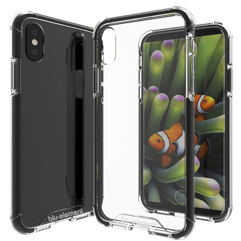 Blu Element  BDZI8B DropZone Rugged Case iPhone XS/X Black