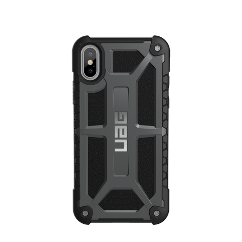 UAG  IPHXMGR Monarch iPhone XS/X Dark Grey