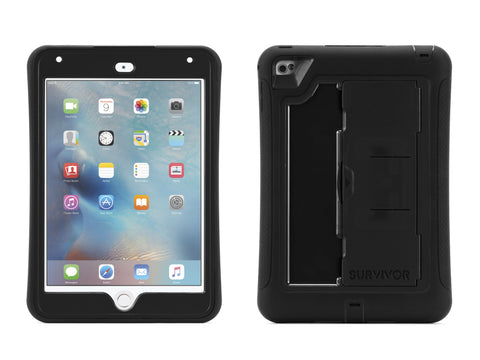 Griffin  GB41365 Survivor Slim iPad Mini 4 Black