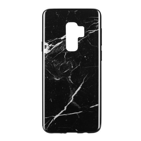 Blu Element  MBMS9P Mist Galaxy S9+ Black Marble