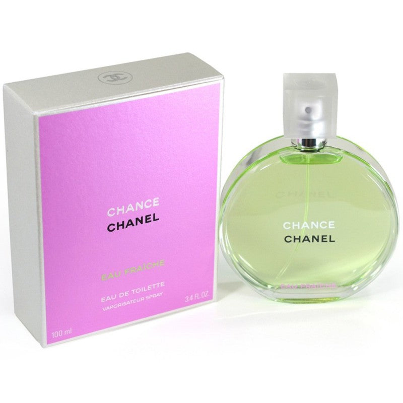 Chance eau fraiche Chanel 100ml