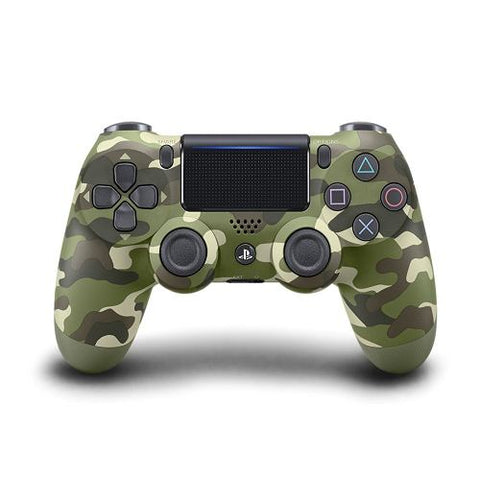 Control Dualshock4 Sony Para Ps4 Green Camouflage