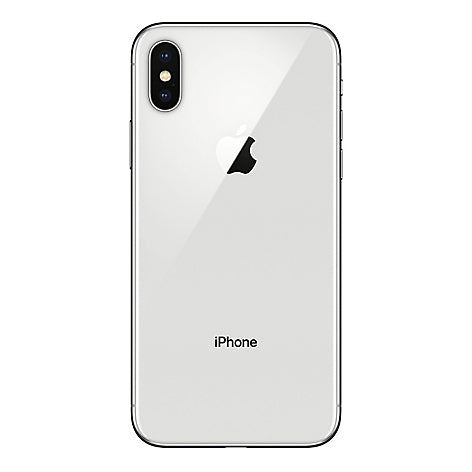 iPhone X 64GB Plateado