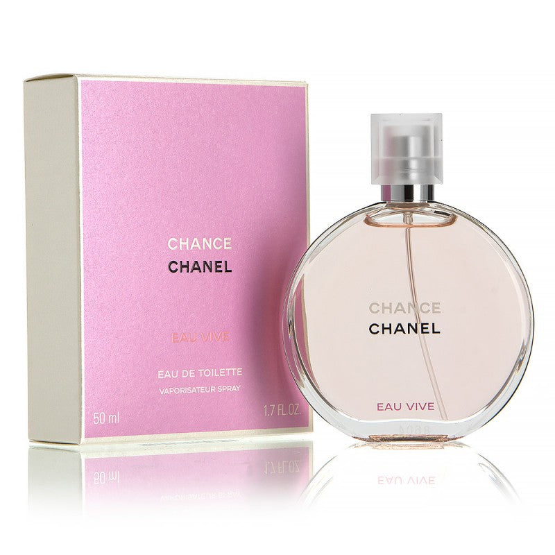 Chance Chanel eau vive 100ml