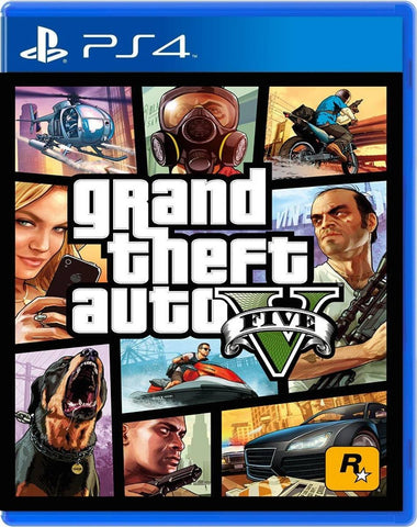 GTA V ps4 grand theft auto