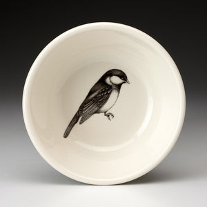 Cereal Bowl - Black Bird