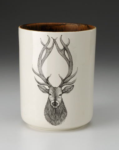 Utensil Cup - Red Stag