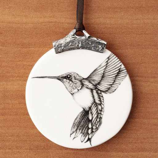 Ornament - Hummingbird 1