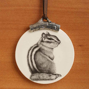Ornament - Chipmunk