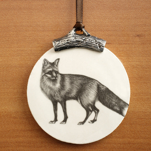 Ornament - Red Fox
