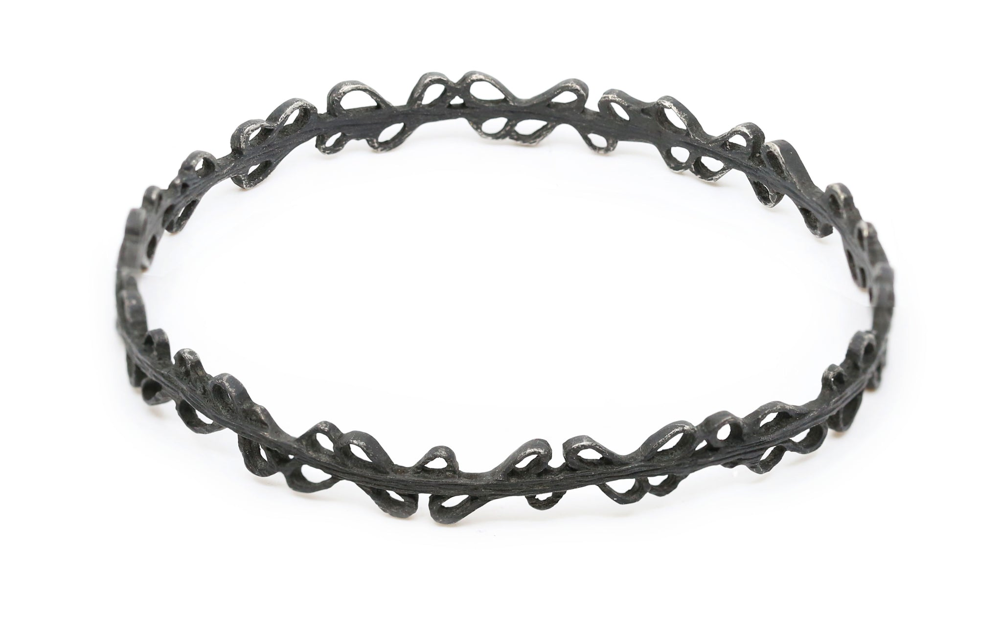 Black Cobalt Chrome Bracelet