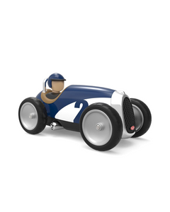 Car - RACING CAR - Blue