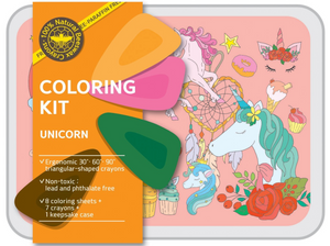 Unicorn - coloring kit - Small