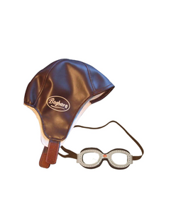 Racing Set CAP AND GOGGLES