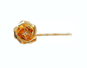 Field of Roses single bobbie pin