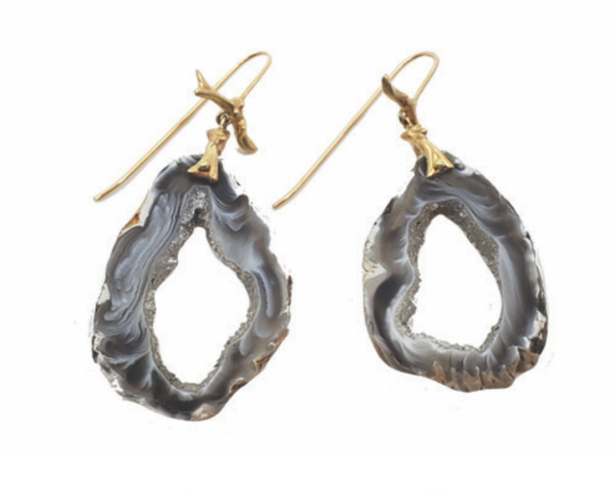 Occo Agate earrings