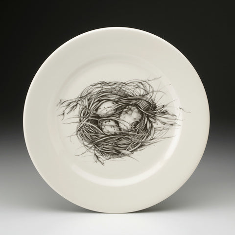 Dinner Plate - Quail Nest