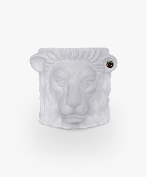 Small Lion Pot