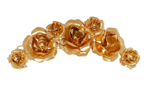 Arc of Roses Barrette