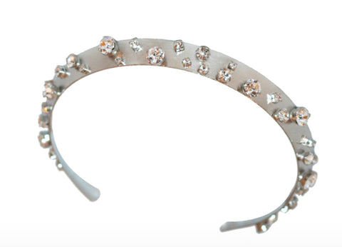 Polka-dot Crystal Crown