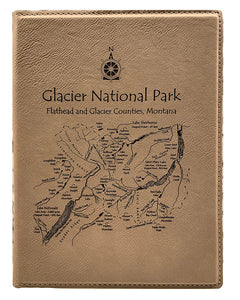 Note Pad - Small - Glacier National Park