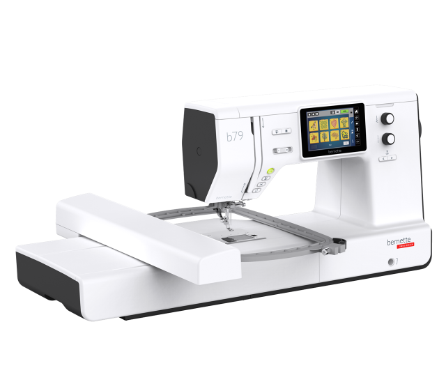 bernette b79 (Sewing & Embroidery) NEW MODEL