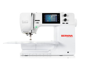 Bernina S-475QE (New Model)