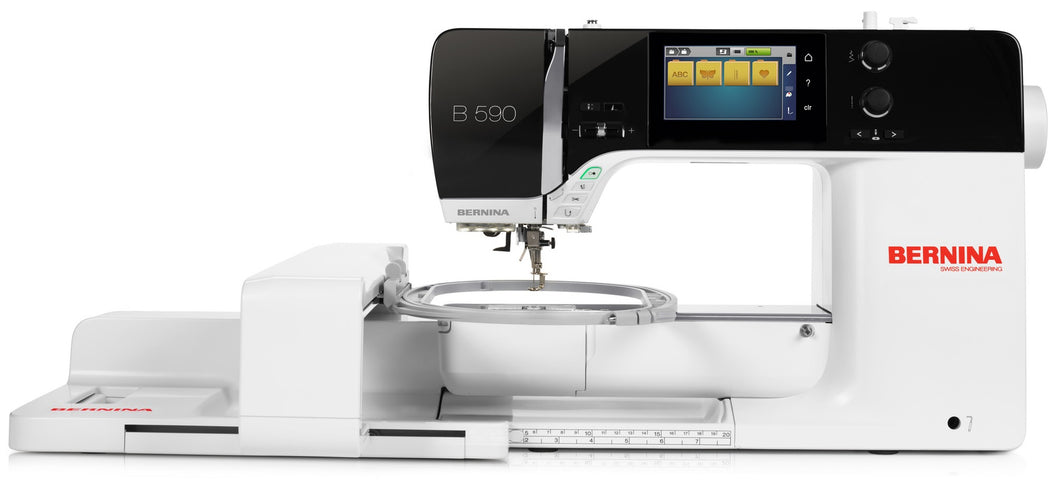 Bernina S-590e (New Model) SPECIAL OFFER