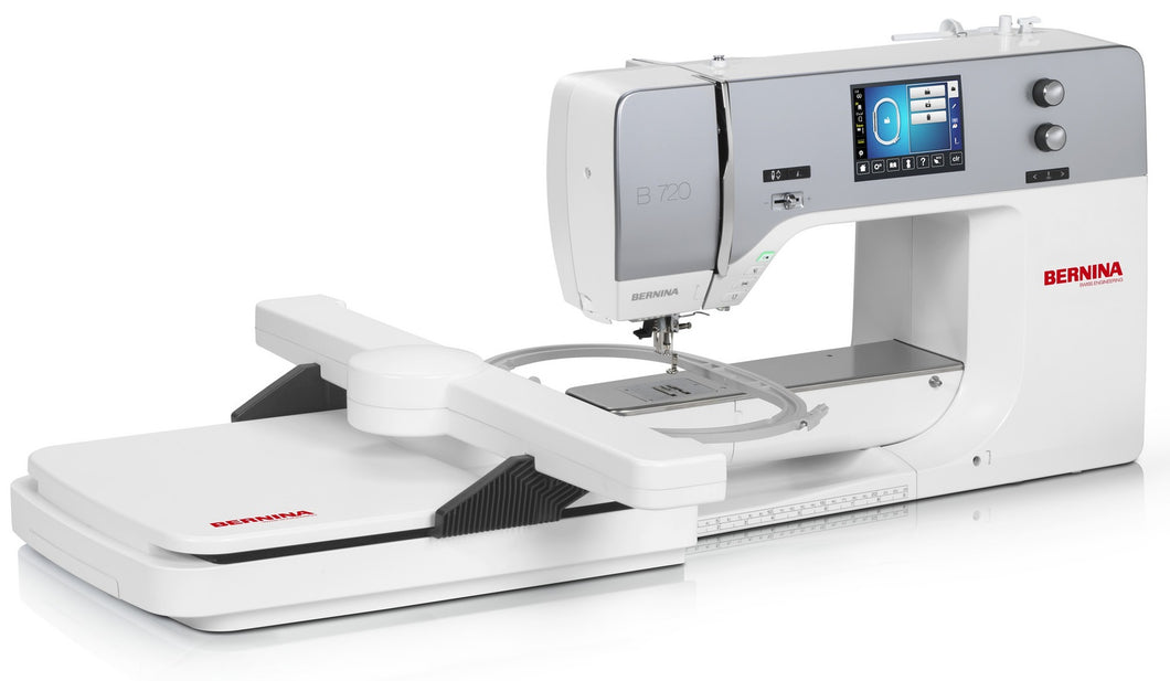 BERNINA 720  + embroidery module