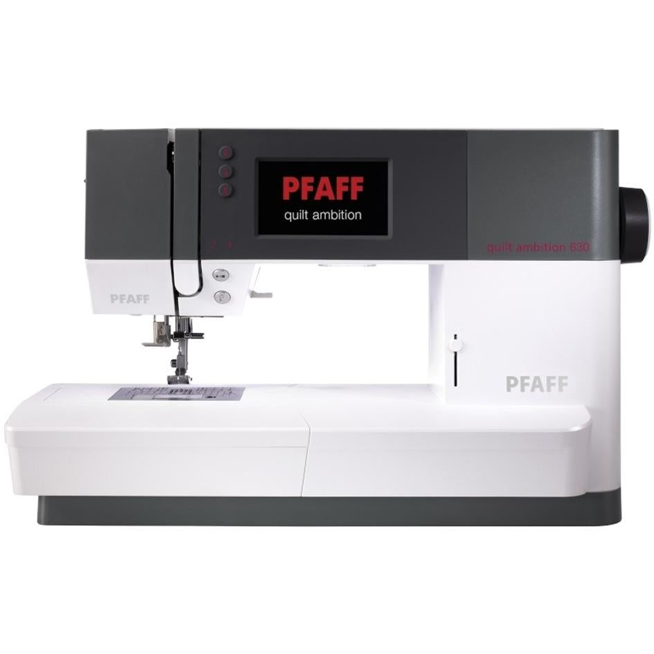 Pfaff Quilt Ambition 630 - includes free extension table