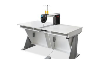 Bernina Q 20 + RMF Table