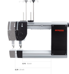 Bernina Q16 Quilting Machine - NEW!! In Stock