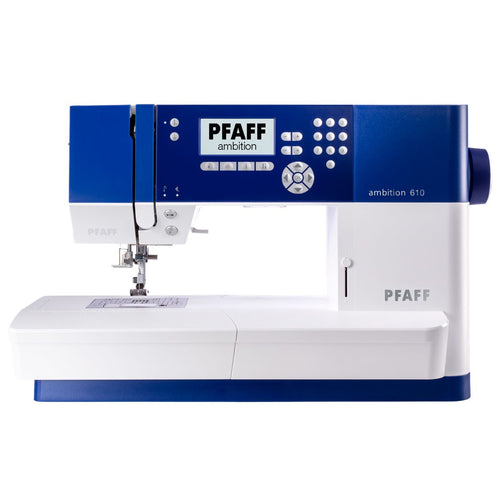 Pfaff Ambition 610 (IDT) NEW MODEL-2019