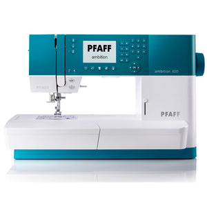 Pfaff Ambition 620 (IDT) NEW MODEL 2019