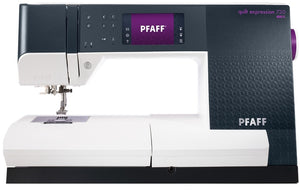 Pfaff Quilt Expression 720 (IDT) (OUT OF STOCK)