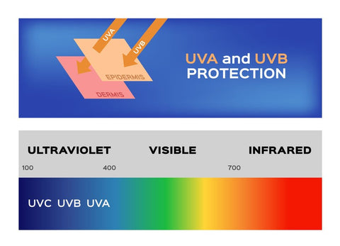 uvb, uva, pa++, spf label, spf rating