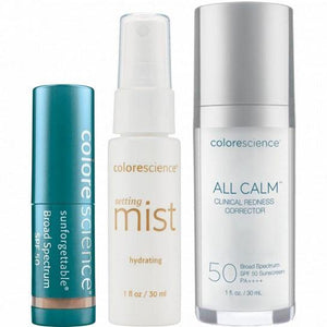 ALL CALM CORRECTIVE KIT FOR REDNESS - Setting Mist