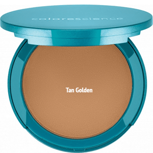 Colorescience UK - Pressed Face Powder Foundation with SPF - tan golden - Colorescience UK