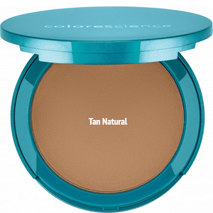 Natural Finish Pressed Powder Foundation With SPF 20 - Short EXP