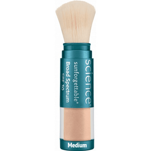 Colorescience Sunforgettable Brush on Powder Sunscreen SPF30 - medium